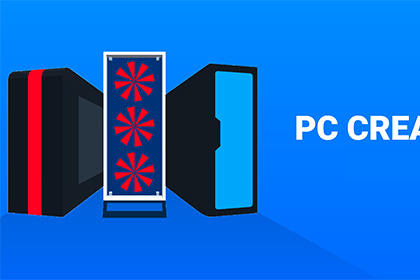 Download Game Android PC Creator PC Building Simulator