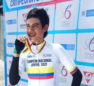 Risaraldense campeón nacional de ruta