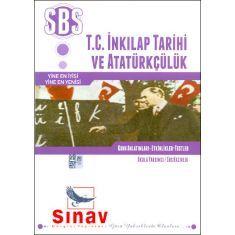 Sınav Dergisi 8.Sınıf T.C. İnkılap Tarihi ve Atatürkçülük Konu Anlatımları - Etkinlikler - Testler (2013)