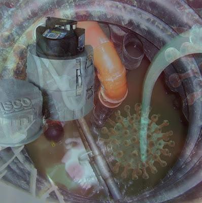 Coronavirus Activity from sewage
