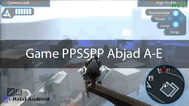 Game PPSSP Android Abjad A-E