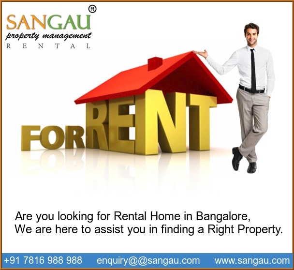 SANGAU: How to Find Apartment for rent in Bangalore