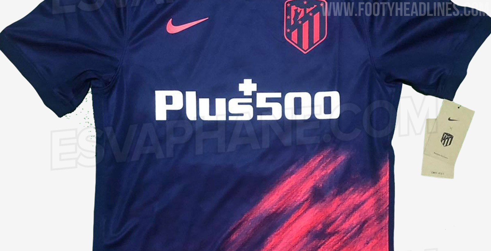 Atletico Madrid 21 22 Away Kit Leaked