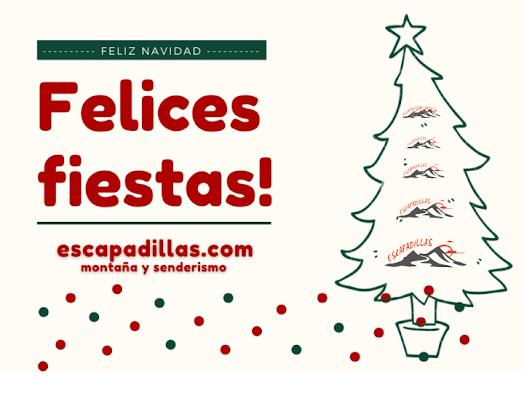 Feliz Navidad - escapadillas.com