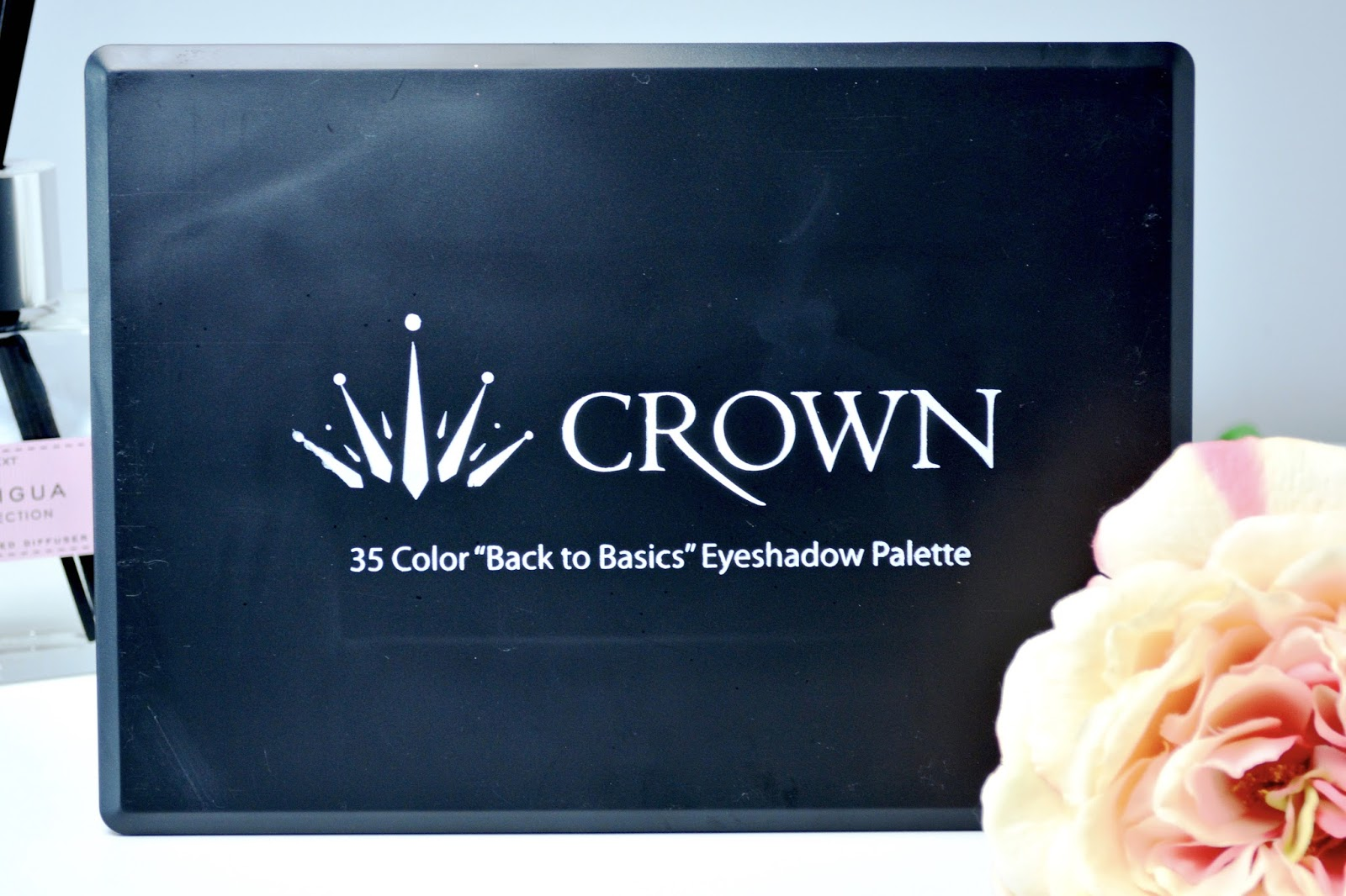 Crown Brush, Crown Brush Eyeshadow Palette, Palette, Eyeshadow, Shadow, Back To Basics Makeup, Back To Basics Palette