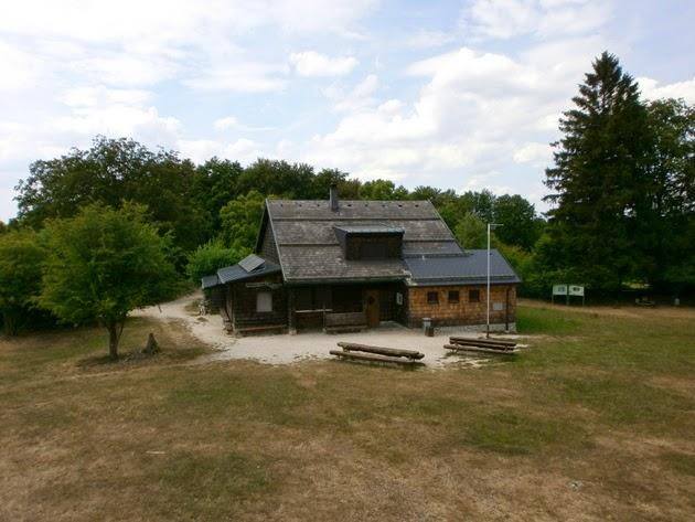 Zum Franz Keller Haus auf dem Kalten Feld Natur Blogs