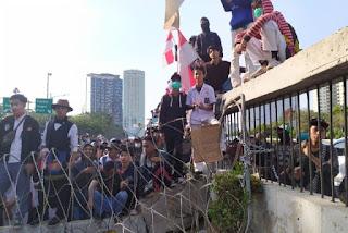 Anak STM: Kami Demo ke DPR Sudah Izin Orang Tua, Bela Negara