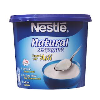 Yogurt adalah probiotik yang mengandungi bakteria baik