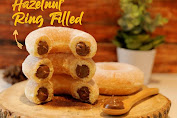 Krispy Kreme Promo Harga Menu Baru Hazelnut Ring Filled