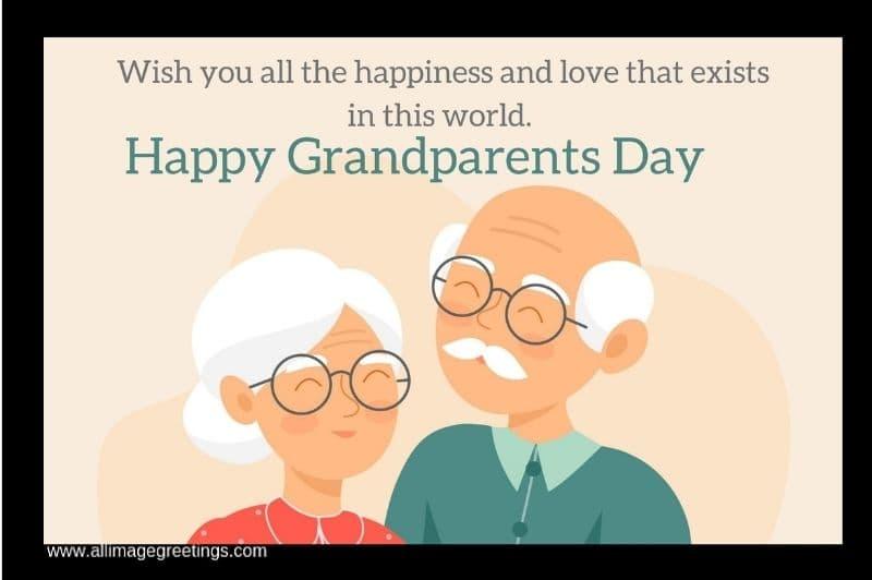 Grandparents day photo
