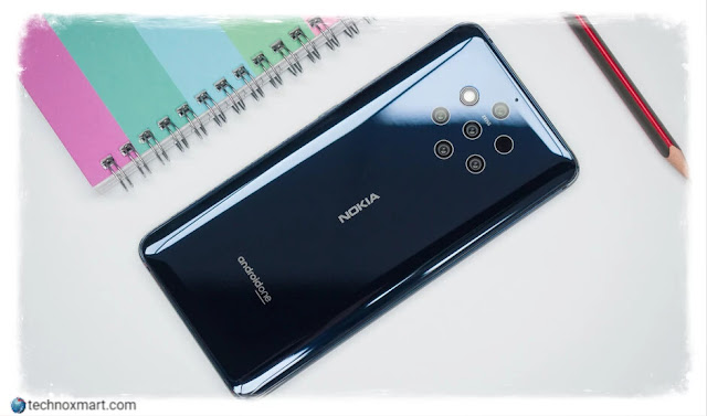 Nokia 9.2 Coming In First Phase Of 2020: Foldable Phone By HMD Global