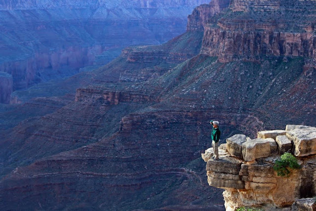 Take a Hike - 7 of the Grandest Adventures in the Southwest, Grand Canyon Nankoweap Trail