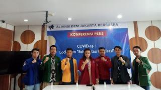 Dear Aliansi BEM Jakarta, Apa yang Sudah Kalian Perbuat Selama Pandemi Corona?