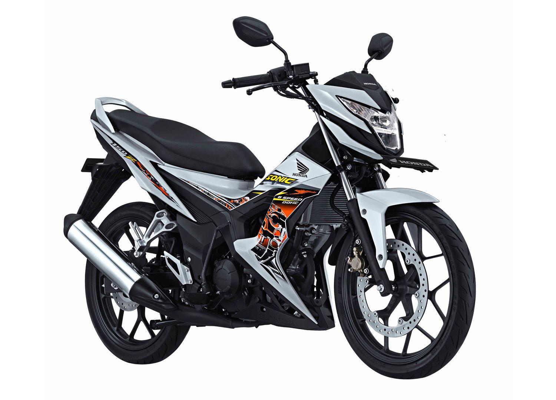 Harga dan Spesifikasi Motor Honda Sonic 150R Terbaru