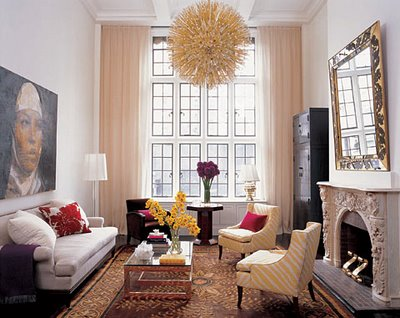 Key Interiors by Shinay: How to: Decorate With High Ceilings?