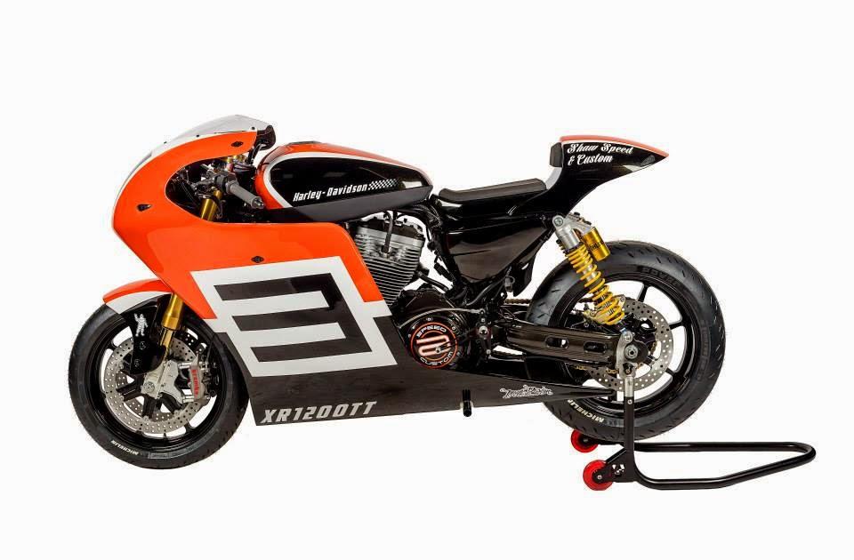 harley davidson xr 1200 tt by shaw speed custom lsr bikes. Black Bedroom Furniture Sets. Home Design Ideas