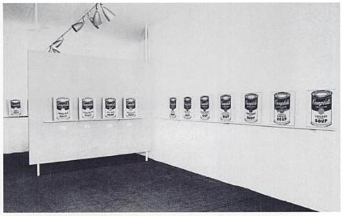 The '60s at 50: Monday, July 9, 1962: Andy Warhol's soup cans