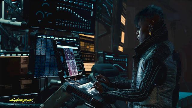 حل مشكلة توقف لعبة Cyberpunk 2077