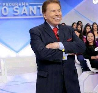 FILHA DE SILVIO SANTOS CONFIRMA QUE PAI ESTÁ INTERNADO COM COVID-19.