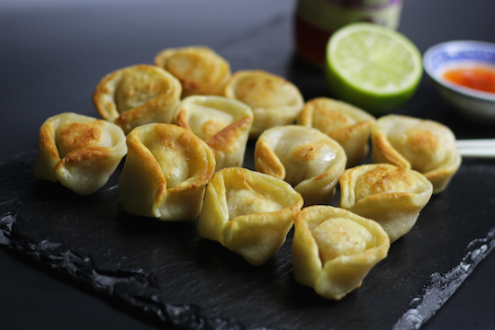 Wonton recipes uk