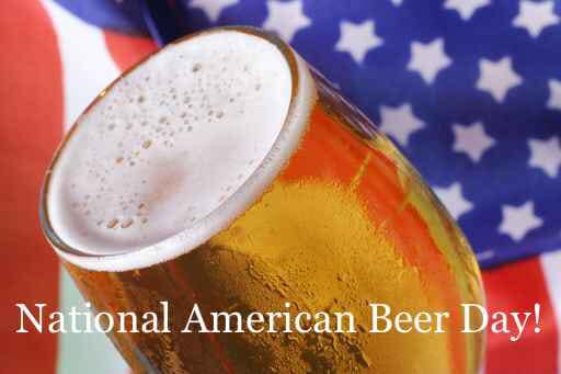 National American Beer Day Wishes Images