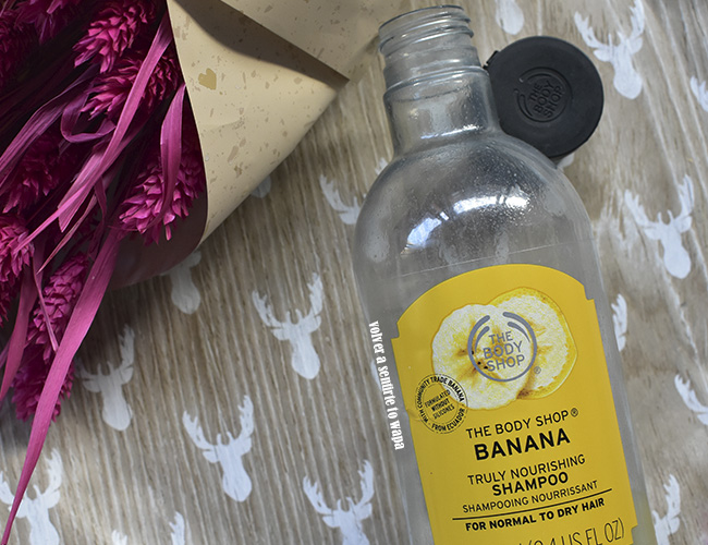 Champú Banana de The Body Shop