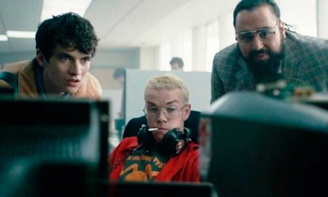 'Dark Mirror: Bandersnatch': Netflix's Adventure Movie