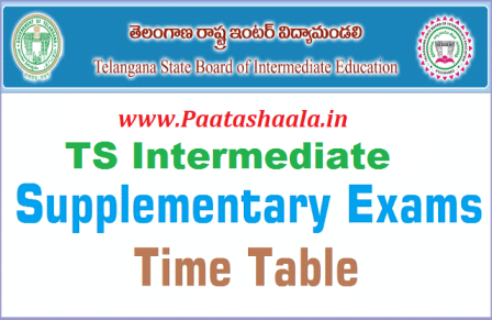 TS Inter Supply Time Table 2019: Telangana Inter Advanced Supplementary Exam Dates TS Intermediate Public Advanced Supplementaty Examinations May/June-2016 time table | Telangana State Board of Intermediate Education | Inermediate Public Advanced Supplementary Examinations May/June 2019 | Tentative Time Table |Intermediate Theory Exams| Telangana Inter Supplementary Examinations 2019 Time Table |BIE Telangana IPE Inter Supplementary exams may 2019 Time Table|bie.telangana.gov.in Inter First and Second Year Supplementary exams may 2019 Time Table Download ,BIE Telangana Inter 1st First Year May 2019 Time Table,BIE Telangana Inter 2nd Second Year May 2019 Time Table./2019/04/ts-inter-intermediate-advanced-supplimentary-time-table-exam-dates-2019-download-bie.telangana.gov.in.html