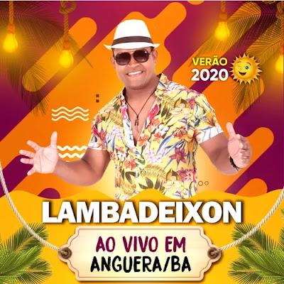 Lambadeixon - Anguera - BA - Dezembro - 2019