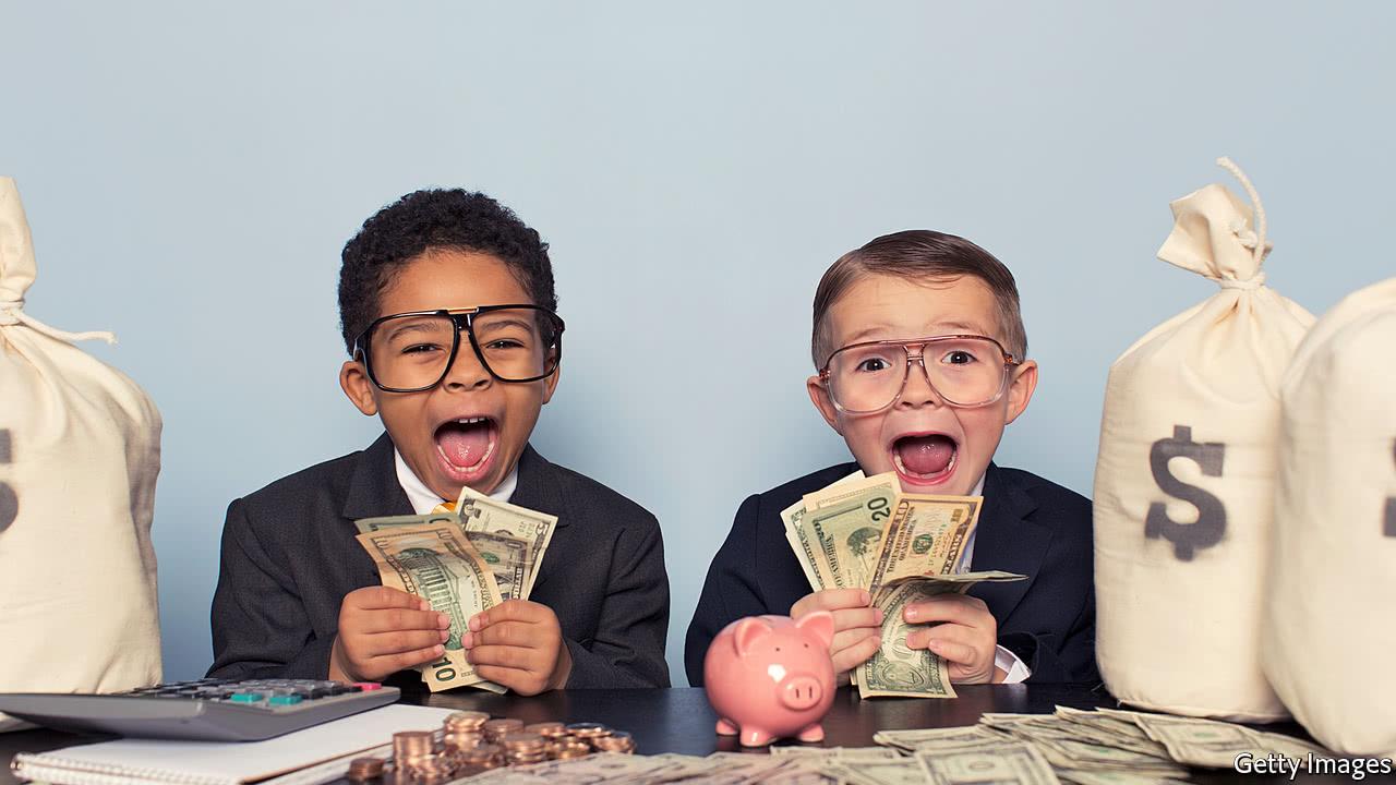 cash rich investor