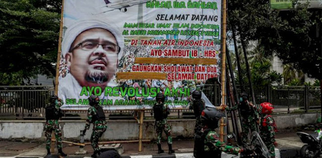Dukung Ketegasan Pangdam Jaya, RIK: Kalau Ada Spanduk Bernada Hasutan Dan Provokatif, Turunkan!