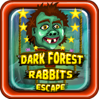 Play Games4Escape Dark Forest …