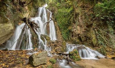Cascata del Menotre - Gite e vacanze in Umbria - Perugia provincia