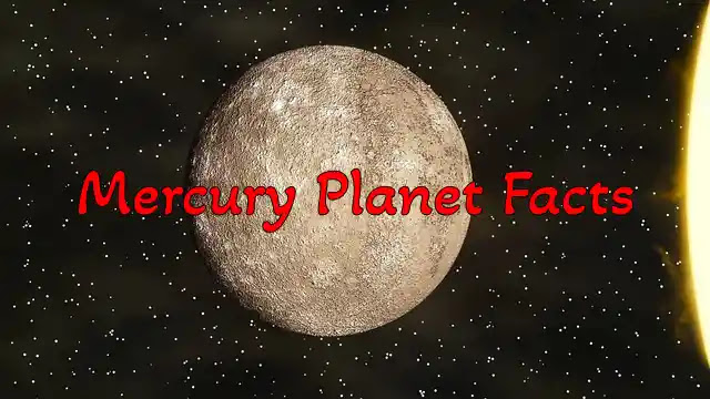 [50+] Interesting Facts About Mercury Planet In Hindi