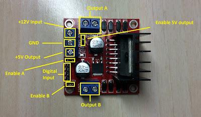 L298N%2Blayout - Electrogeek