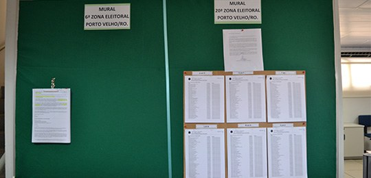 Mais de 2 mil eleitores podem ter seu título eleitoral cancelado em Guajará-Mirim e Nova Mamoré