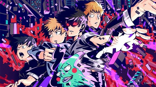 Review Mob Psycho Anime Bahasa Indonesia