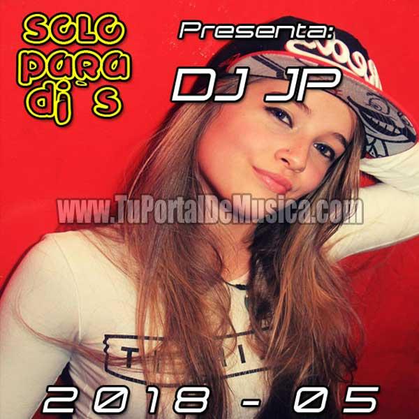 Dj JP Solo Para Djs Vol. 5 (2018)