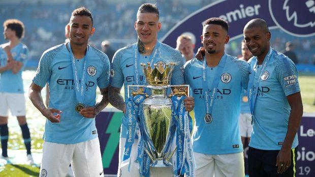 Gabriel Jesus Sudah Disarakan Untuk Pergi Dari Manchester City 2019