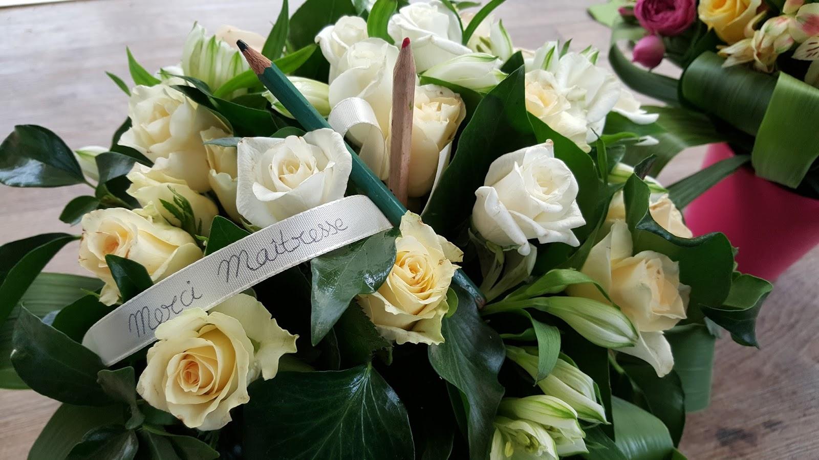 Les Roses De La Prade Bouquets Et Compositions