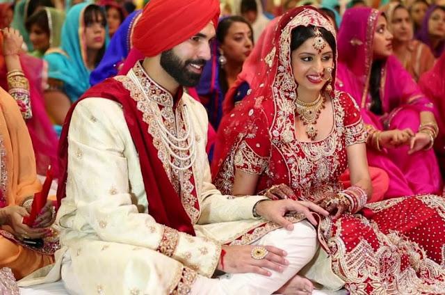كيف يتم الزواج في الهند