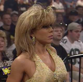 WWE / WWF Ground Zero - In Your House 17 review: Marlena was Brian Pillman's prize for beating Goldust
