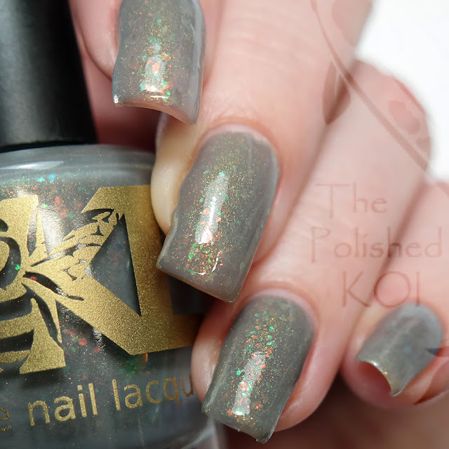 Bee's Knees Lacquer - Sometimes Dead is Better
