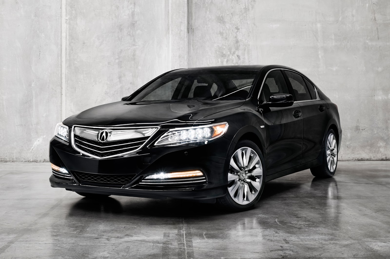 2017 Acura Rlx Sport Hybrid Sh Awd Review And Features