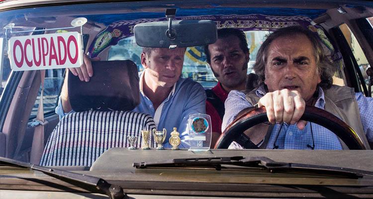 """Imagen de la película """"El Mundo es suyo"""""""