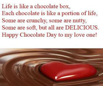 Chocolate Status In English