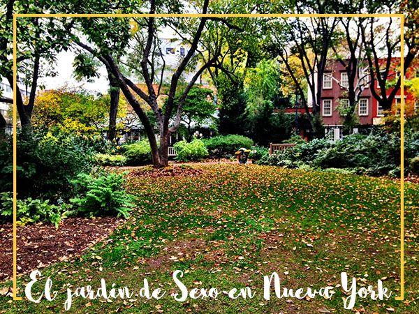 Jardín Sexo en Nueva York