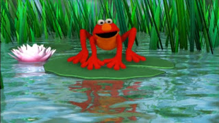 Sesame Street Elmo's World Frogs