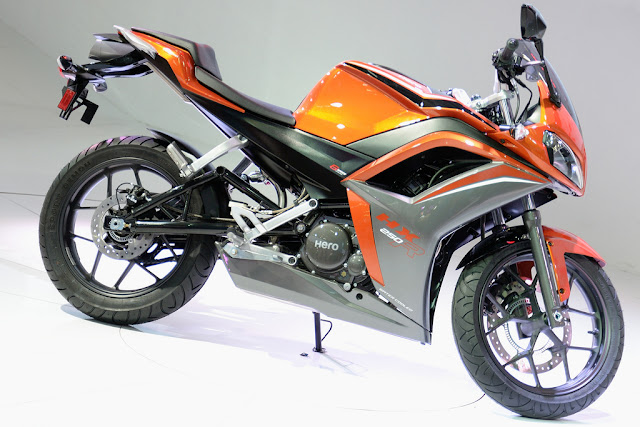 Upcoming Bikes in India 2016