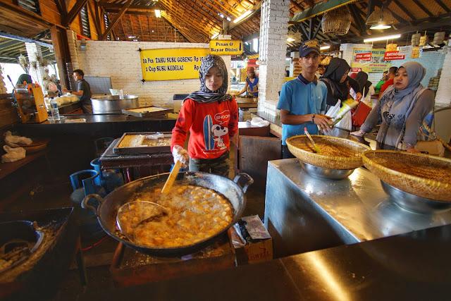 TAHU SUSU LEMBANG | Wisata Kuliner Bandung